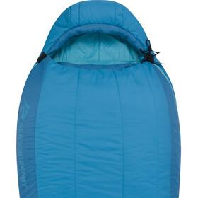 Sea to Summit Venture VtI Sleeping Bag Long Women, blauw